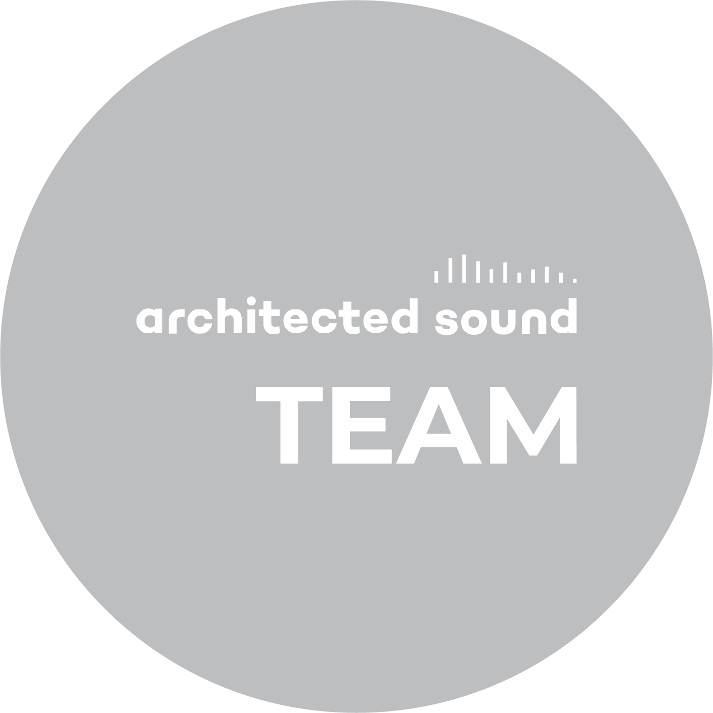 Architected Sound Team