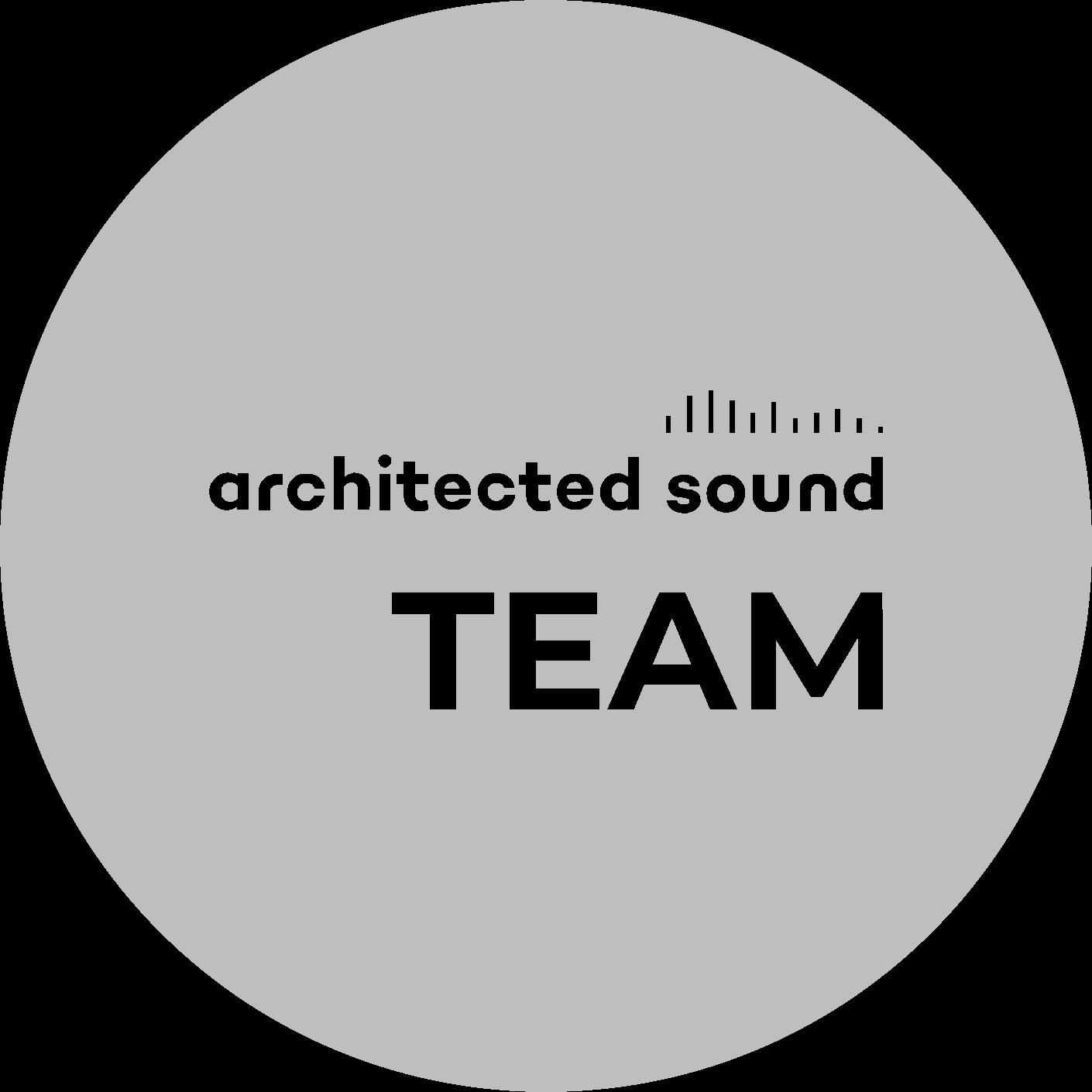 Architected Sound Team