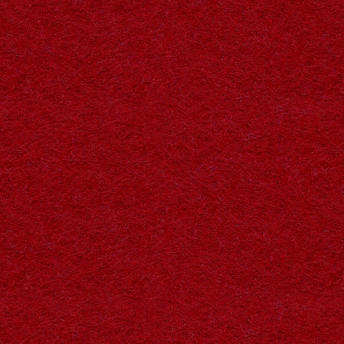 Próbka koloru filcu dekoracyjnego EcoFelt w kolorze ciemnoczerwonym o symbolu AF-02