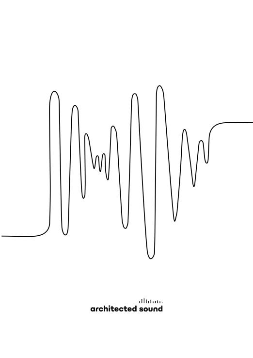 Miniatura okładki katalogu produktów marki Architected Sound