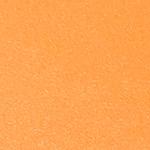 Próbka koloru ściany budki akustycznej w kolorze pomarańczowym