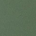 Próbka koloru ściany budki akustycznej w kolorze zielonym
