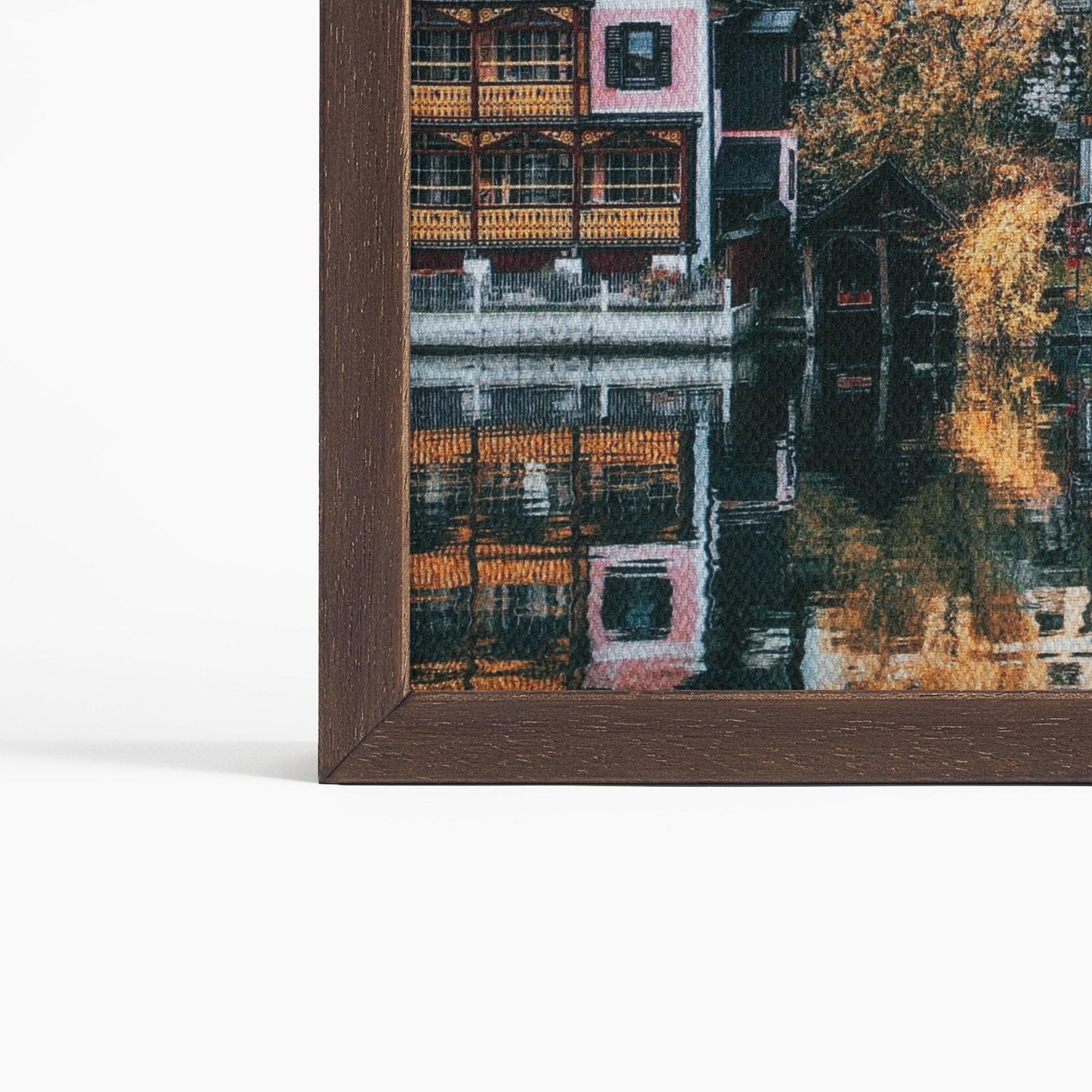 Obraz akustyczny z powierzchnią nadruku typu Canvas Std