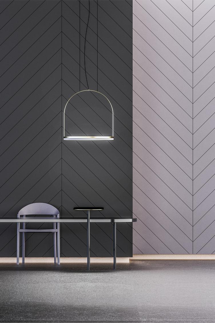 Wizualizacja adaptacji akustycznej sali z wykorzystaniem panelu akustycznego SlotBar