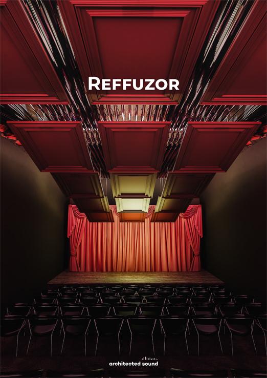 Miniatura okładki broszury panelu akustycznego Reffuzor