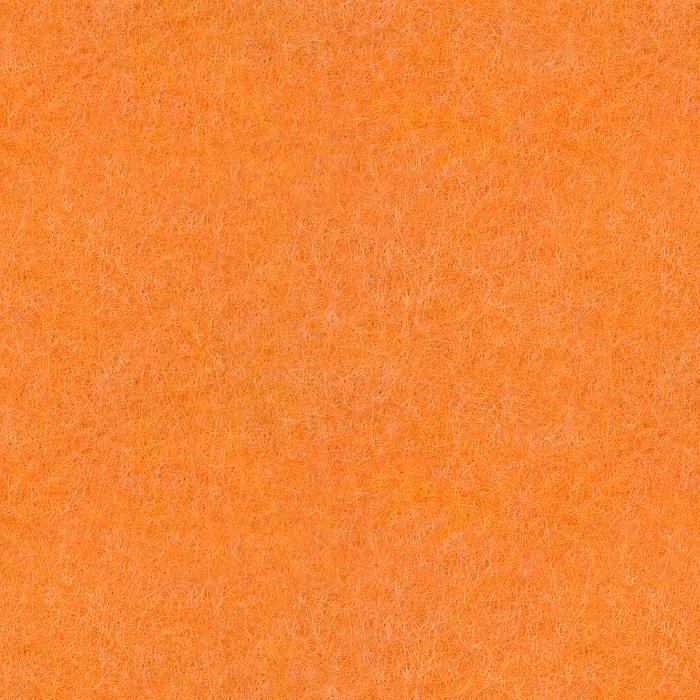 Próbka koloru panelu dekoracyjnego dźwiękochłonnego EcoPET w kolorze pomarańczowym o symbolu AP-03 Orange
