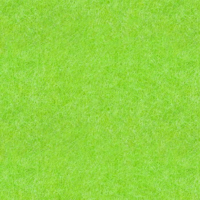 Próbka koloru panelu dekoracyjnego dźwiękochłonnego EcoPET w kolorze neonowej zielieni o symbolu AP-14 Bright Green