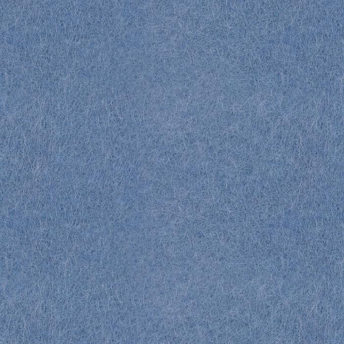 Próbka koloru panelu dekoracyjnego dźwiękochłonnego EcoPET w kolorze szaroniebieskim o symbolu AP-22 Sky Blue