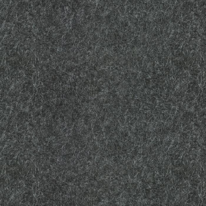 Próbka koloru panelu dekoracyjnego dźwiękochłonnego EcoPET w kolorze stalowym o symbolu AP-26 Sesame Grey