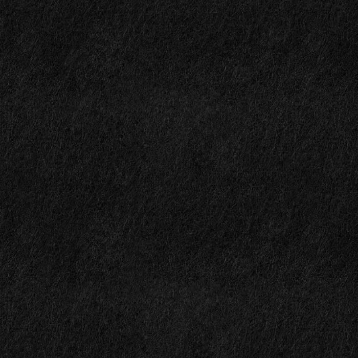 Próbka koloru panelu dekoracyjnego dźwiękochłonnego EcoPET w kolorze czarnym AP-27 Black