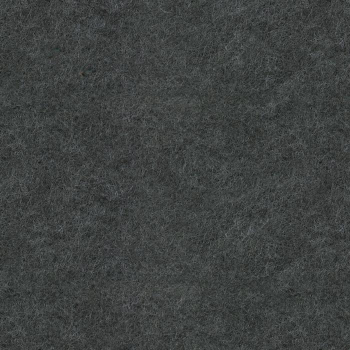 Próbka koloru panelu dekoracyjnego dźwiękochłonnego EcoPET w kolorze ciemnoszarym o symbolu AP-28 Dark Grey