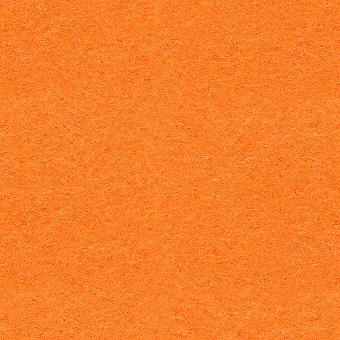 Próbka koloru filcu dekoracyjnego EcoFelt w kolorze ciemnopomarańczowym o symbolu AF-07