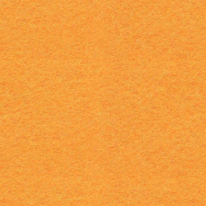 Próbka koloru filcu dekoracyjnego EcoFelt w kolorze pomarańczowym o symbolu AF-08