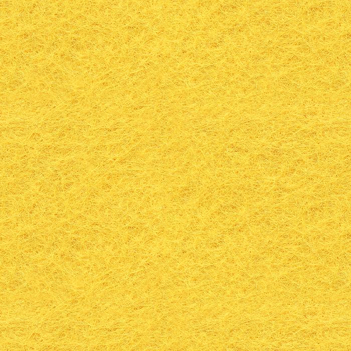 Próbka koloru filcu dekoracyjnego EcoFelt w kolorze żółtym o symbolu AF-09