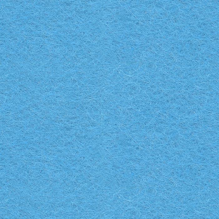 Próbka koloru filcu dekoracyjnego EcoFelt w kolorze niebieskim o symbolu AF-17
