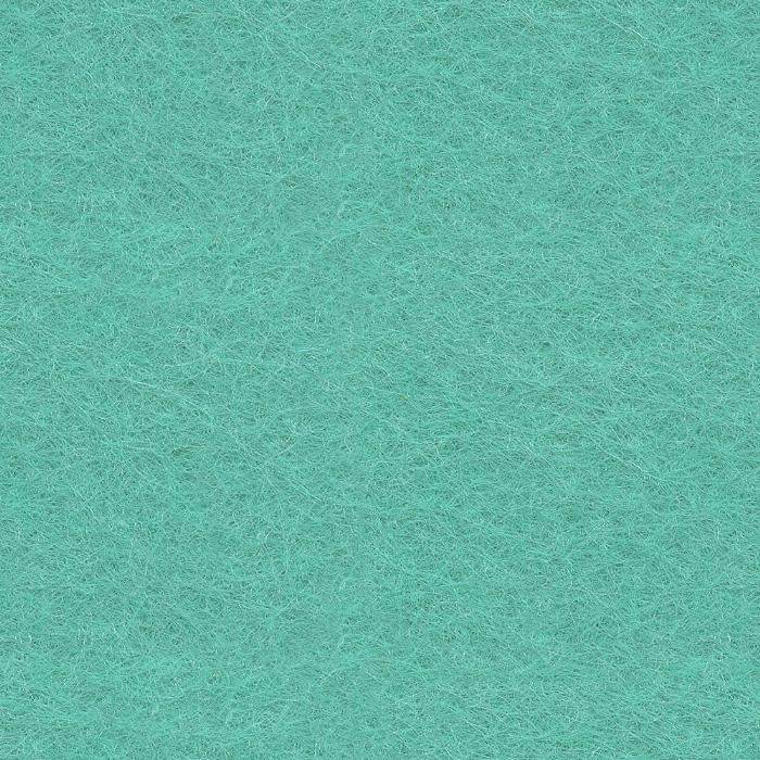 Próbka koloru filcu dekoracyjnego EcoFelt w kolorze morskim o symbolu AF-18