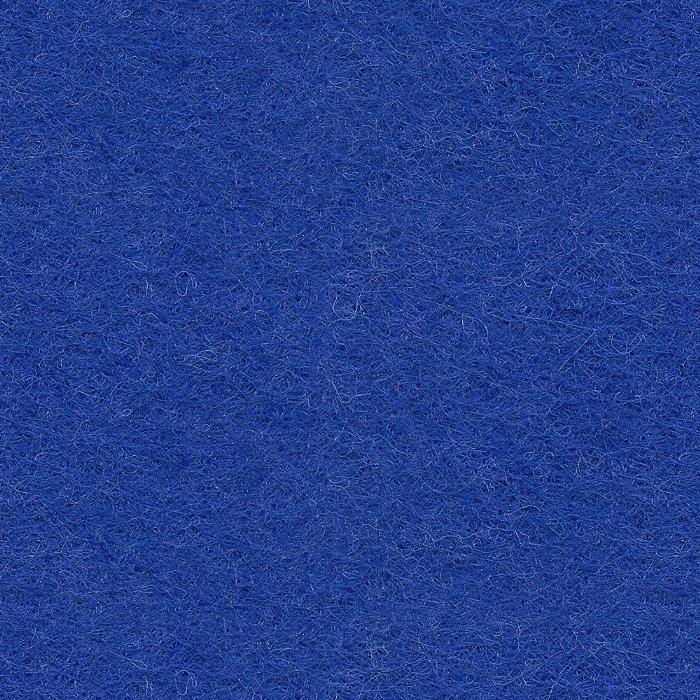 Próbka koloru filcu dekoracyjnego EcoFelt w kolorze kobaltowym o symbolu AF-19