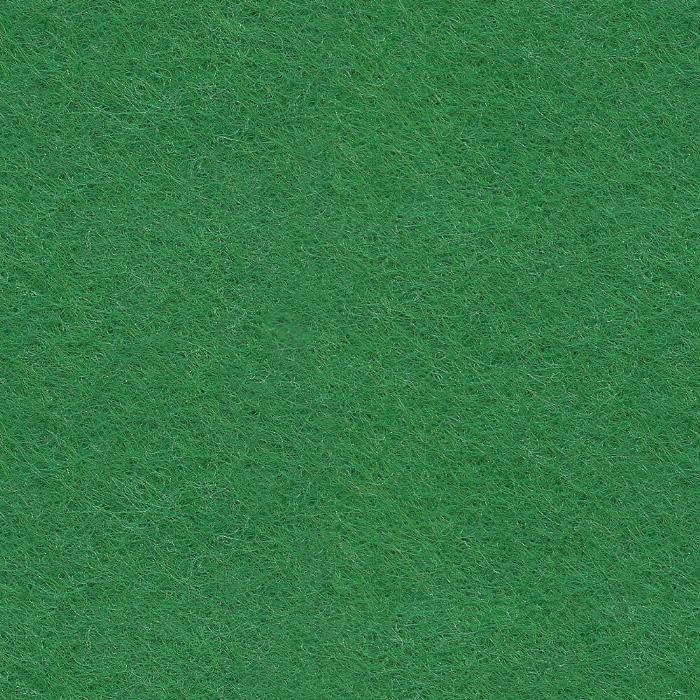 Próbka koloru filcu dekoracyjnego EcoFelt w kolorze zielonym o symbolu AF-25