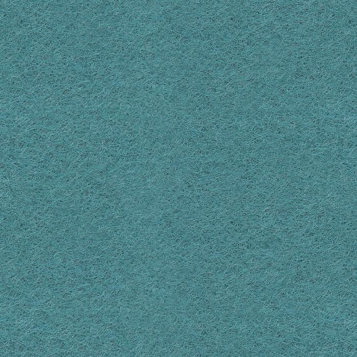 Próbka koloru filcu dekoracyjnego EcoFelt w kolorze turkusowym o symbolu AF-28