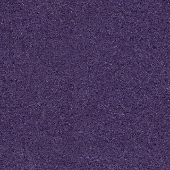 Próbka koloru filcu dekoracyjnego EcoFelt w kolorze ciemny fiolet o symbolu AF-30