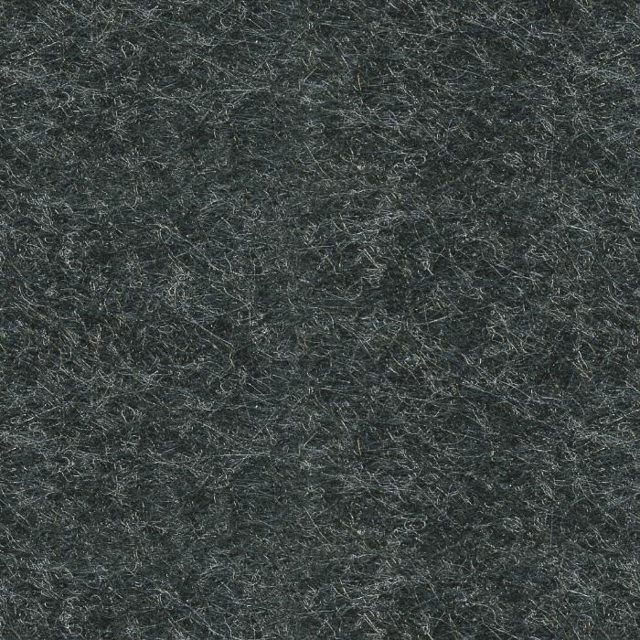 Próbka koloru filcu dekoracyjnego EcoFelt w kolorze ciemny melanż o symbolu AF-33