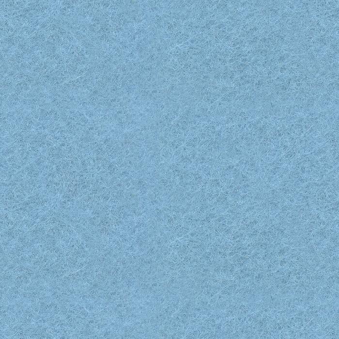 Próbka koloru filcu dekoracyjnego EcoFelt w kolorze jasnoniebieskim o symbolu AF-43