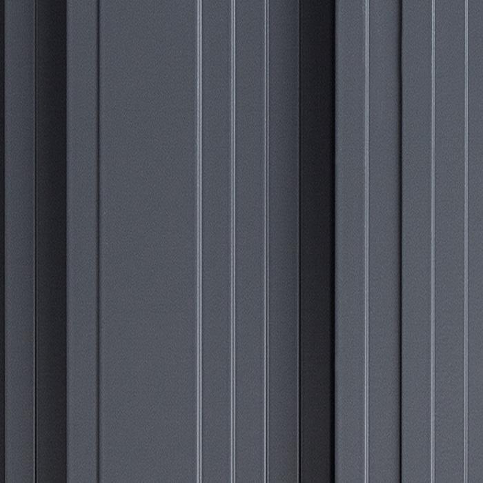 Próbka koloru RAL panelu akustycznego OptiDi w kolorze grafitowym