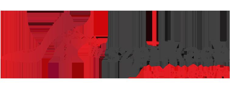 Logo W szpilkach na budowie